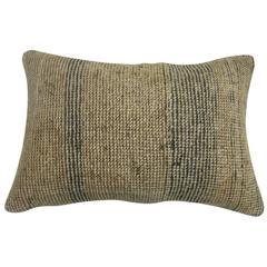 Moroccan Wool Pillow