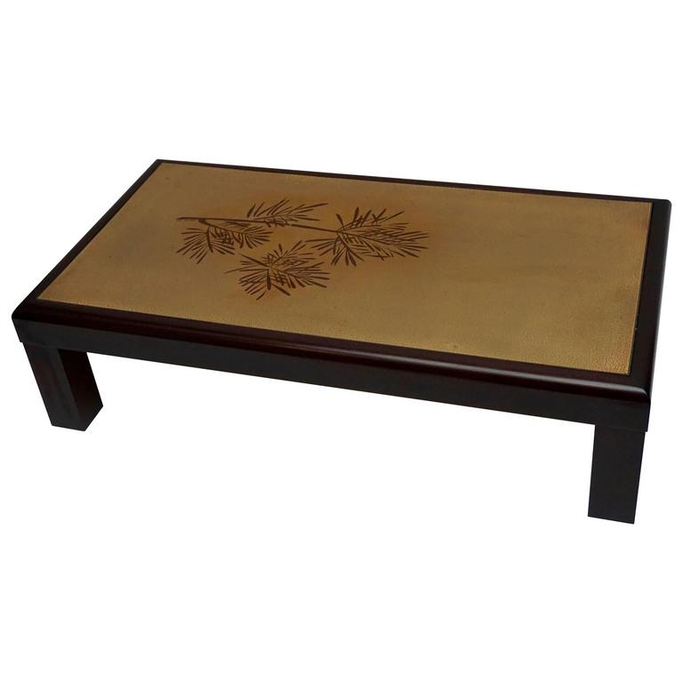 Coffee Table by Denisco For Sale