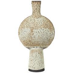 """""""Leto Series"""" Ceramic in Lava Glaze by Heather Rosenman"""