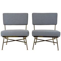 Pair of Montrose Chairs by Lawson-Fenning
