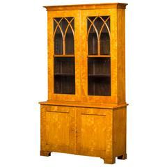 Carl Johan Bookcase, Neo-Gothic Style