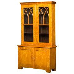 Carl Johan Bookcase, Neo-Gothic Style