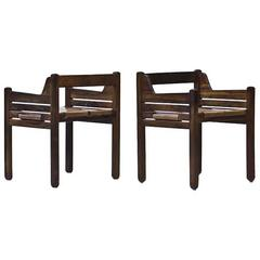 Jean Gillon for Wood Art Rosewood Chairs