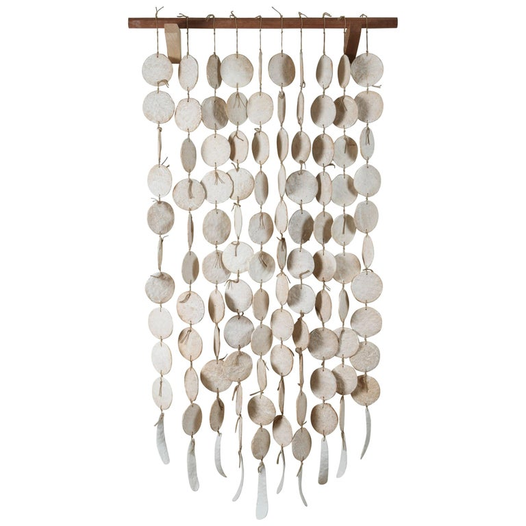 Ceramic Wall Hanging by MQuan Studio For Sale