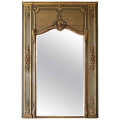 Antique French Directoire Mirror, 1890