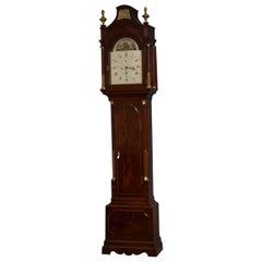 George III Longcase Clock by Robert Wood, London