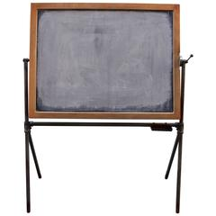 Italian School Double Chalkboard by Polini S.P.A