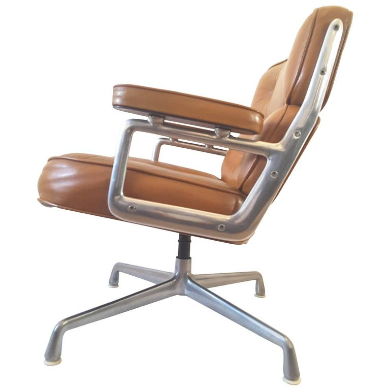Vintage Eames Time Life Lobby Lounge Chair at 1stdibs