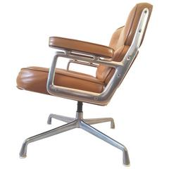 Vintage Eames Time Life Lobby Lounge Chair