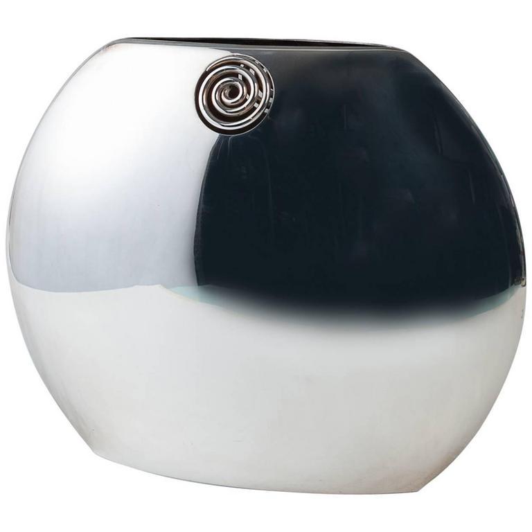 Lino Sabattini Vase 'Caprice', 1970