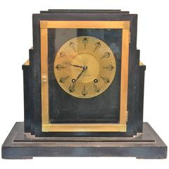 Amazing Art Deco Paul Frankl Skyscraper Clock