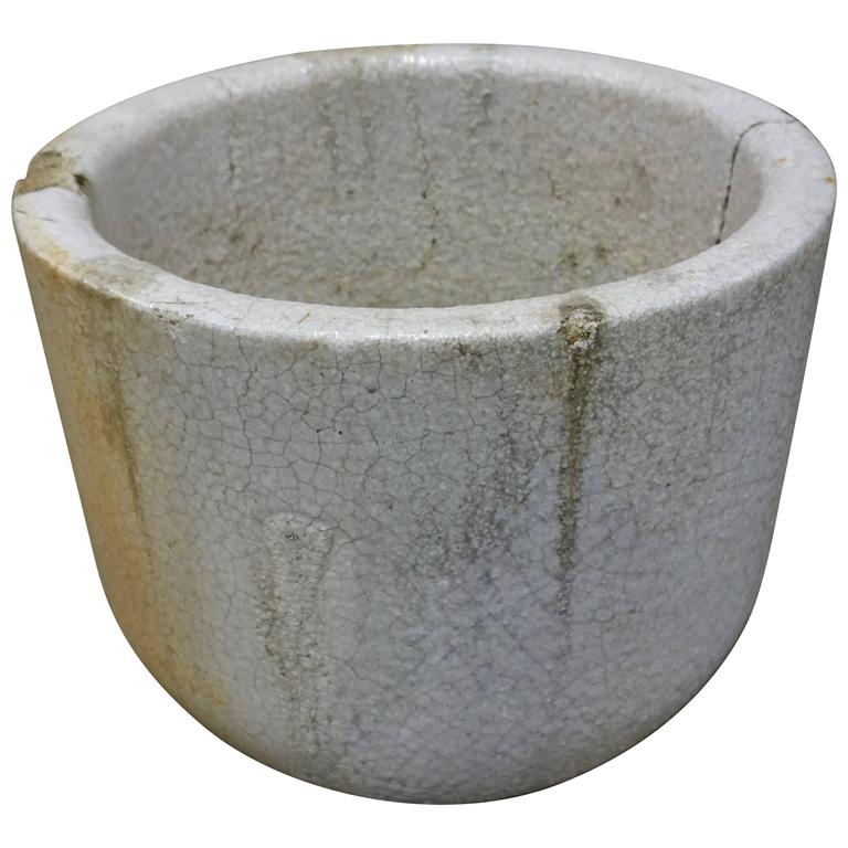 Ceramic Glass Blowers Crucible / Vessel