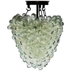 Early 20th Century Murano Glass Chandelier