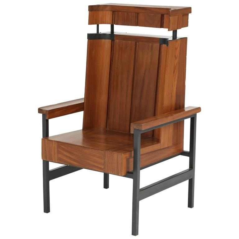 Teak Quot Bishop S Chair Quot By Sir Basil Spence For Coventry