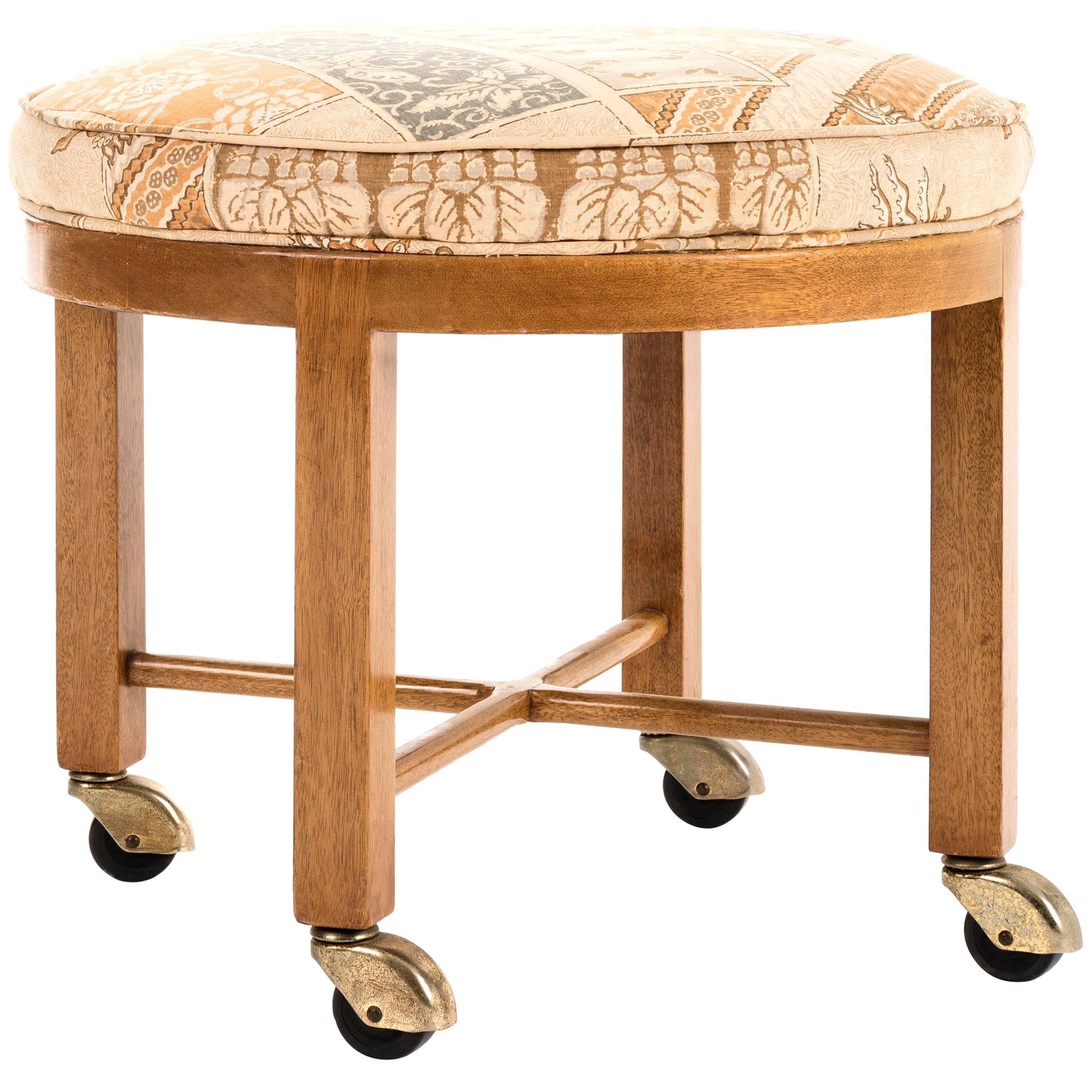 Exceptional Harvey Probber Stool For Sale Great Pictures