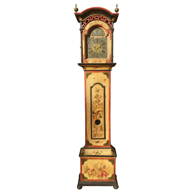 Grandfather Clock by Fredric Weleher