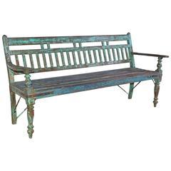 Antique Garden/Porch Bench
