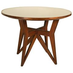 Stunning Center Table Ico Parisi Inspired