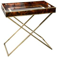 1970s Folding Table