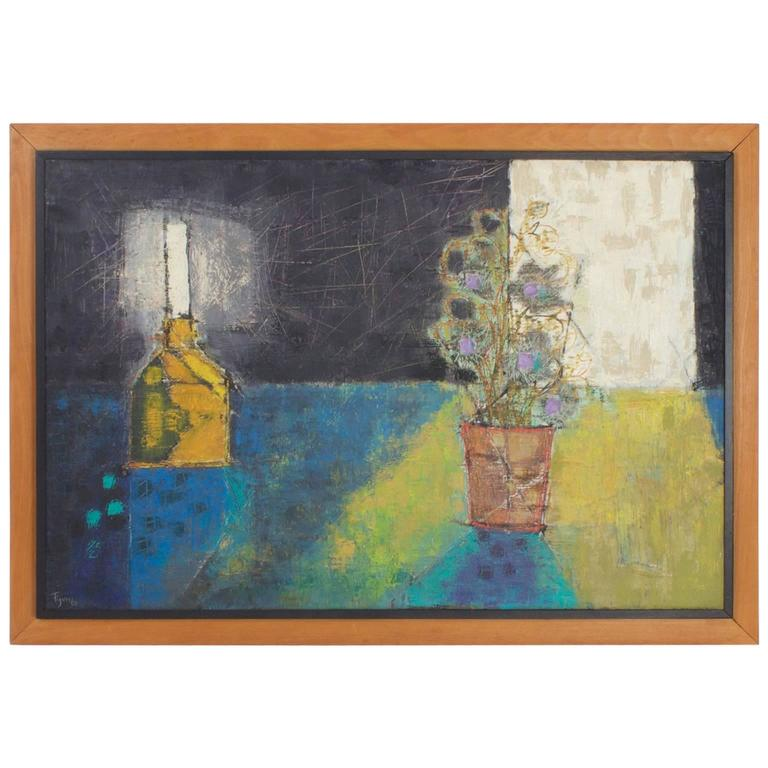 Modernist Still Life Painting