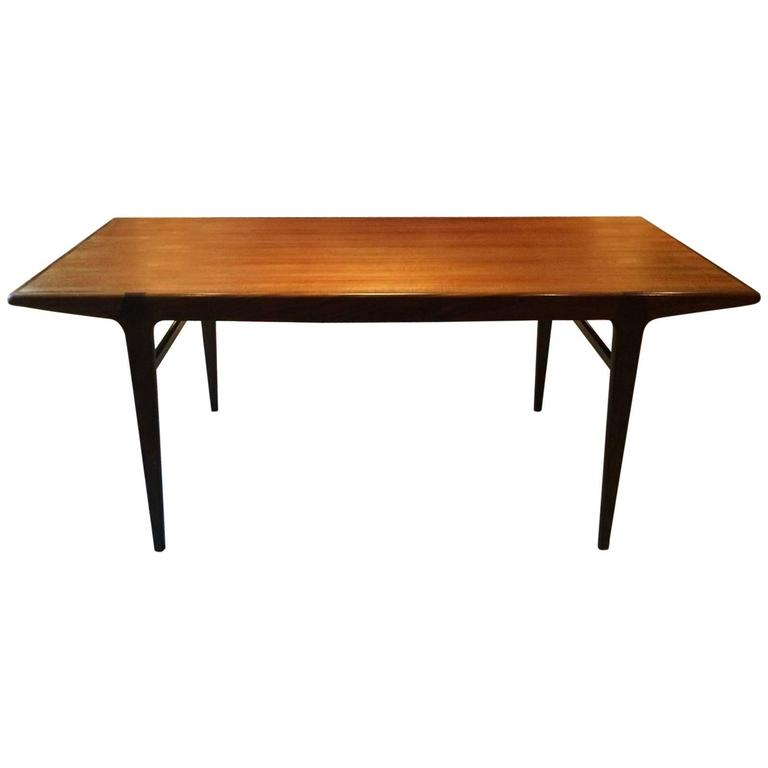 Antique Retro 1970s Younger Teak Dining Table Six Retro  : 6112363l from www.1stdibs.com size 768 x 768 jpeg 15kB
