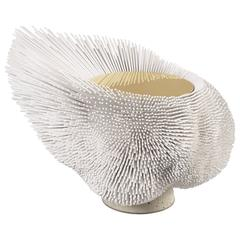 Large 'Sea Anemone' Side Table, an Handcrafted Piece of Collectible Design