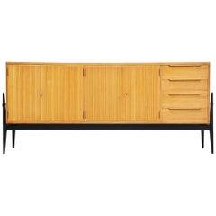 De Coene Sideboard Alfred Hendrickx Style, Belgium, 1950