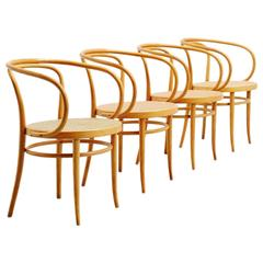 Thonet Dining Chairs Model 209, Austria, 1979