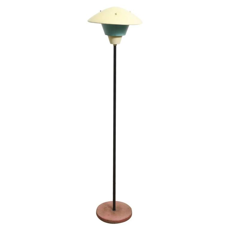Philips Outdoor Floor Lamp 1950s