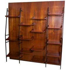 Shelving System in Teak