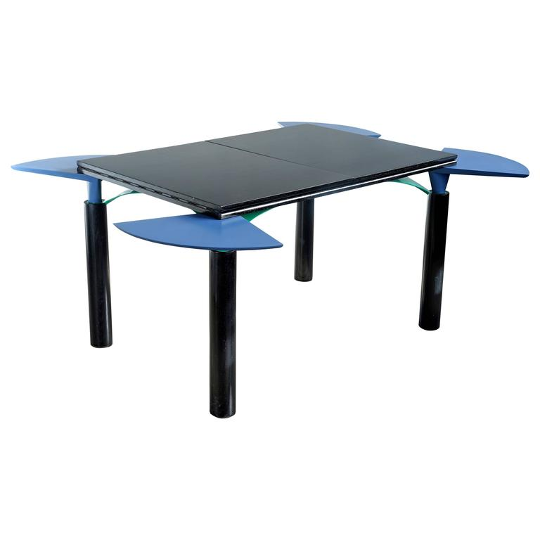 francesco binfare convertible dining table for sale at 1stdibs