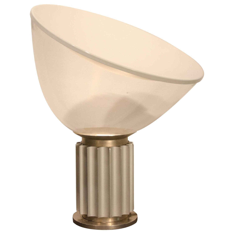 taccia lamp by achille and pier giacomo castiglioni for flos