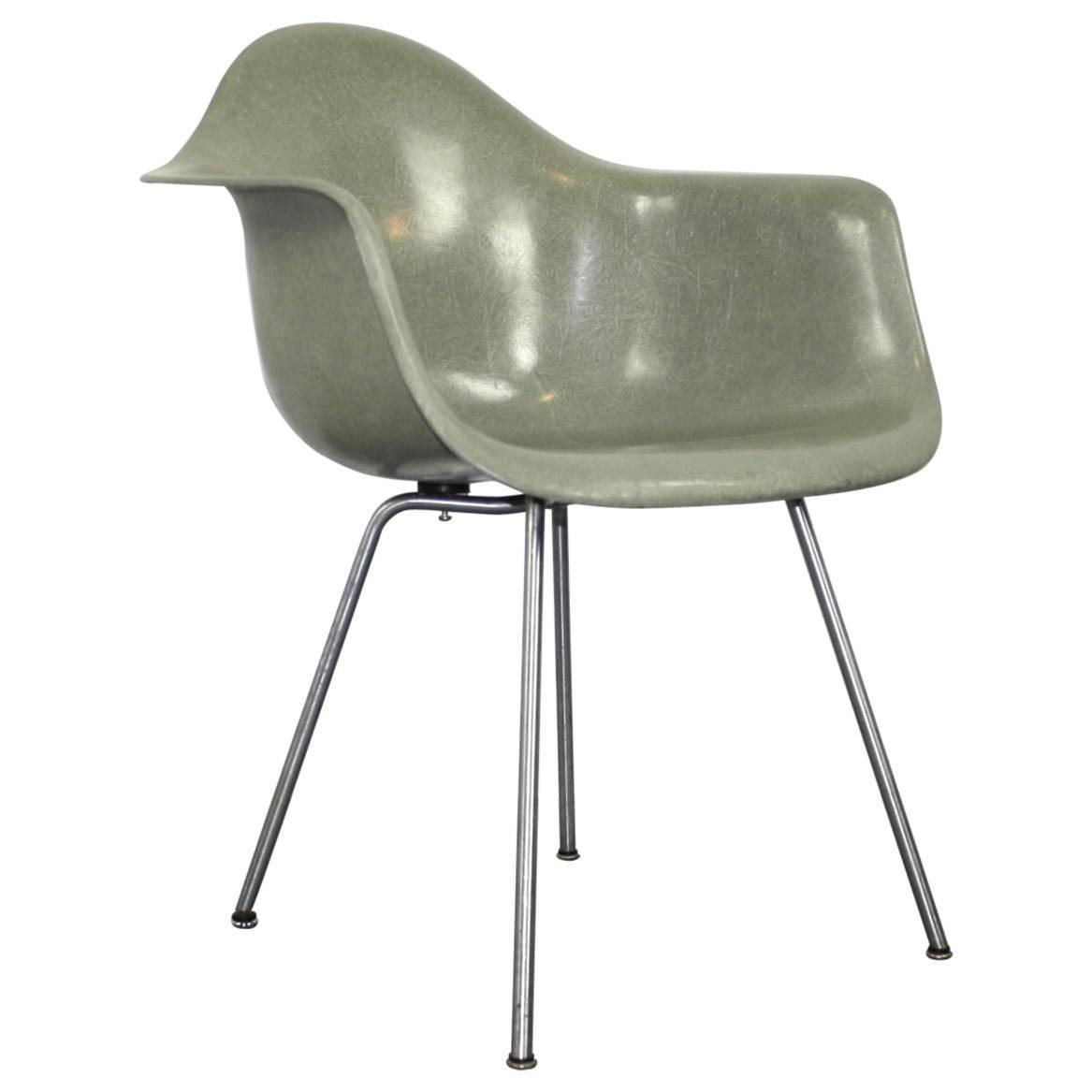 All Original Eames For Herman Miller Lax Chair In Seafoam Green For Sale At  1stdibs
