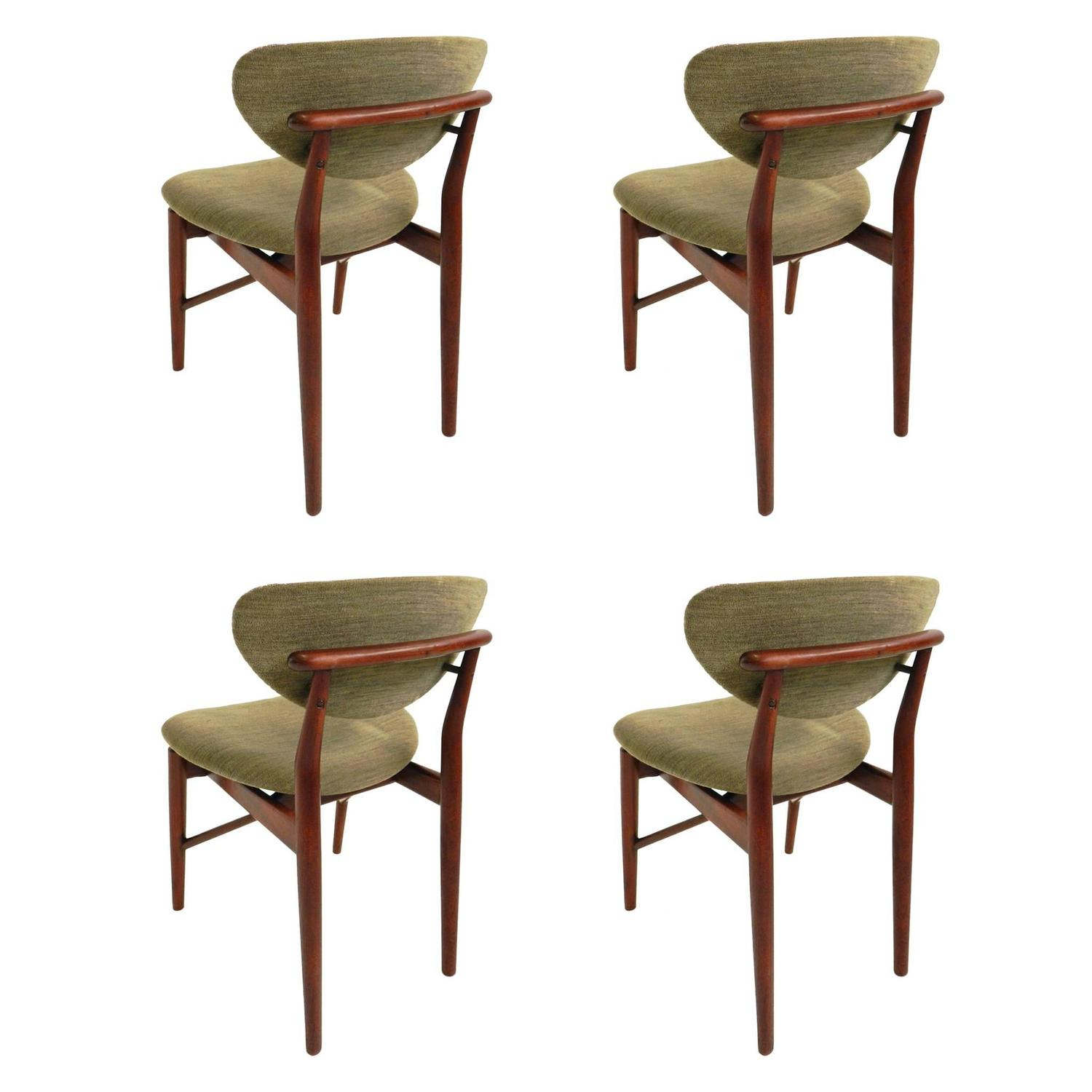 Finn Juhl 108 Dining Chairs For Sale at 1stdibs