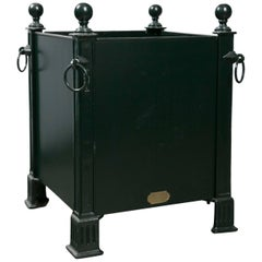 Versaille Black Planter Boxes