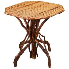 """""""Octagon"""" Table in Natural from Morocco"""