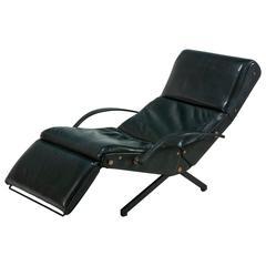 Lounge Chair Model 'P40' by Osvaldo Borsani