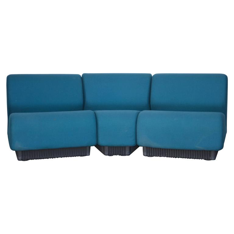 Modular Settee by Don Chadwick for Herman Miller