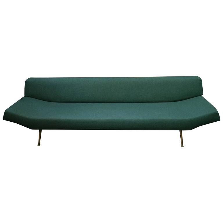 Very Rare Sculptural Sofa Attributed to Adrian Pearsall, USA, 1956
