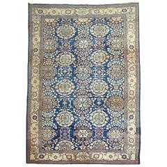 Blue Persian Mahal Carpet