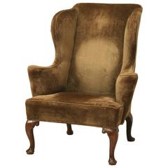 English William and Mary Period Chair, circa 1700