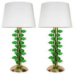 Pair of Lamps by Juanluca Fontana