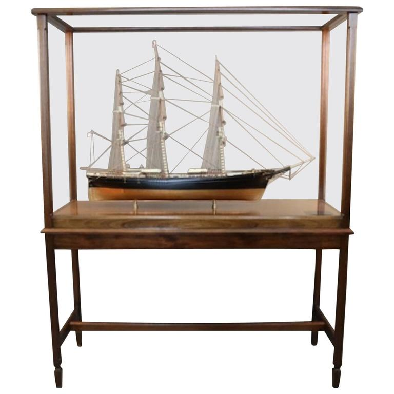 "Model of the Clipper Ship ""Flying Cloud"" For Sale"