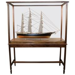 """Model of the Clipper Ship """"Flying Cloud"""""""