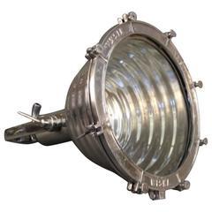 Aluminum Ship's Cargo Light