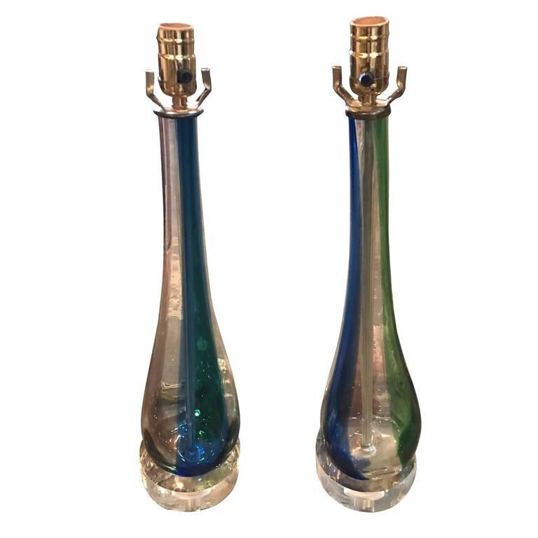 Murano Lamps For Sale