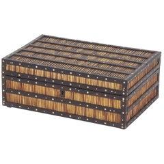Antique Quill Box