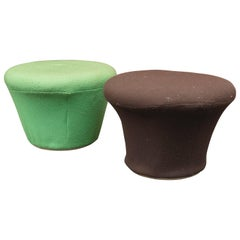 Pierre Paulin Mushroom Ottoman for Artifort
