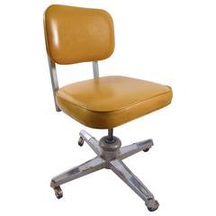Adjustable Swivel Desk Chair