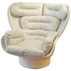 Elda 1005 Armchair, 1963, by Joe Colombo, Italy, 1930-1971